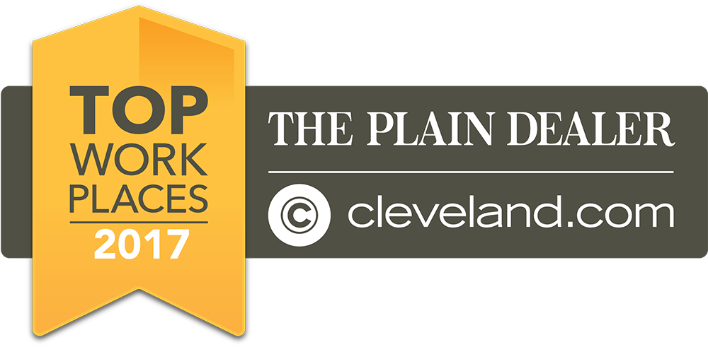 The Plain Dealer Top Workplace 2017