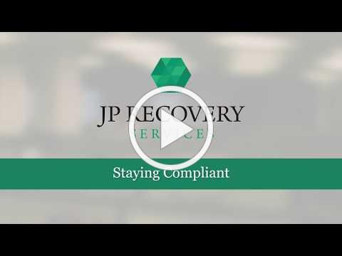 staying compliant jp recovery